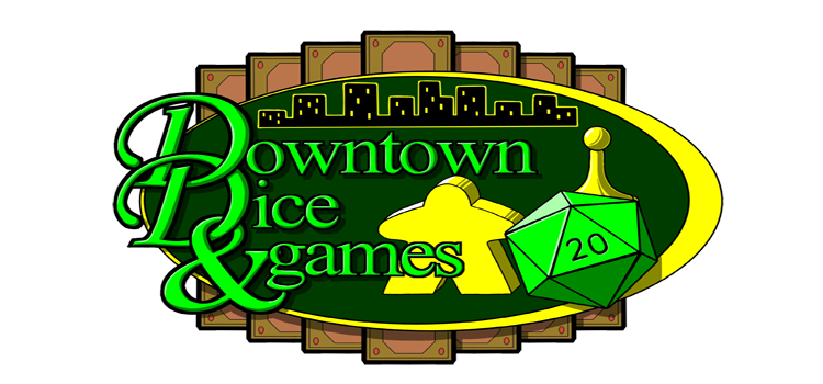 Downtown Dice and Games