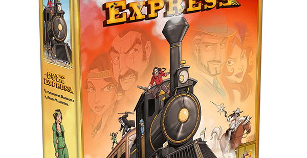 Review: Colt Express