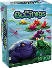 Review:  Bullfrogs