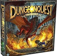 Review:  Dungeonquest