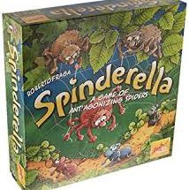 Review:  Spinderella