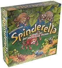Review:  Spinderella